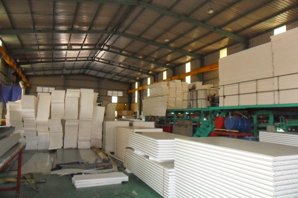 Địa chỉ sản xuất thùng xốp